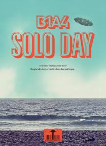 B1A4 - 5th Mini Album SOLO DAY