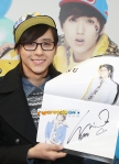 130120 B1A4 Cnu at Hats On fansign 01