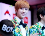 130315 Jinyoung at KMV in Bangkok 03