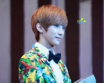 130315 Jinyoung at KMV in Bangkok 05