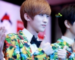 130315 Jinyoung at KMV in Bangkok 06