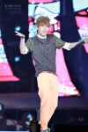 130507 B1A4 at SBS Inkigayo Special in Chungju ~ Jinyoung (31)