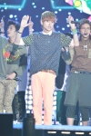 130507 B1A4 at SBS Inkigayo Special in Chungju ~ Jinyoung (34)
