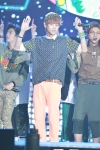 130507 B1A4 at SBS Inkigayo Special in Chungju ~ Jinyoung (35)