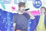 130507 B1A4 at SBS Inkigayo Special in Chungju ~ Jinyoung (39)