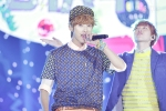 130507 B1A4 at SBS Inkigayo Special in Chungju ~ Jinyoung (40)
