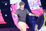 130507 B1A4 at SBS Inkigayo Special in Chungju ~ Jinyoung (42)