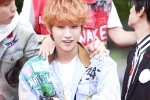 130509 B1A4 at M!Countdown Guerrilla Event – Jinyoung (22)