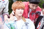 130509 B1A4 at M!Countdown Guerrilla Event – Jinyoung (23)