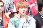 130509 B1A4 at M!Countdown Guerrilla Event – Jinyoung (24)