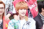 130509 B1A4 at M!Countdown Guerrilla Event – Jinyoung (25)