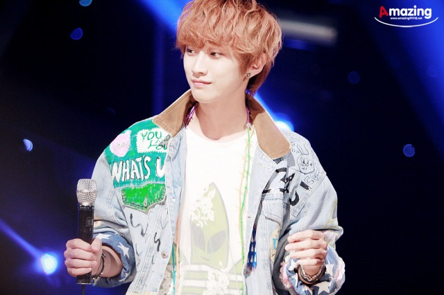 130509 B1A4 at M!Countdown Guerrilla Event – Jinyoung (48)