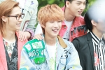 130509 B1A4 at M!Countdown Guerrilla Event - Jinyoung (12)