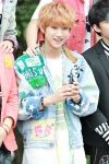 130509 B1A4 at M!Countdown Guerrilla Event - Jinyoung (13)