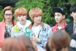 130509 B1A4 at M!Countdown Guerrilla Event - Jinyoung (4)