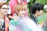 130509 B1A4 at M!Countdown Guerrilla Event - Jinyoung (8)