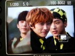 130510 B1A4 - Jinyoung at Music Bank [Preview] (5)