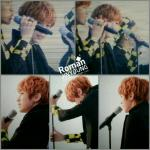130510 B1A4 - Jinyoung at Music Bank [Preview] (6)