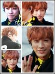 130510 B1A4 - Jinyoung at Music Bank [Preview] (9)