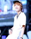 130511 B1A4 at Dream Concert – Jinyoung (58)