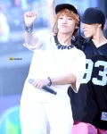 130511 B1A4 at Dream Concert – Jinyoung (59)