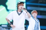 130511 B1A4 at Dream Concert - Jinyoung (2)
