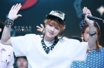 130511 B1A4 Jinyoung at Music Core (12)