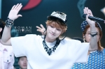 130511 B1A4 Jinyoung at Music Core (13)