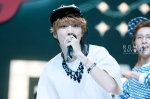 130511 B1A4 Jinyoung at Music Core (16)