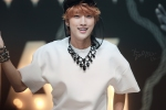 130511 B1A4 Jinyoung at Music Core (22)