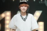 130511 B1A4 Jinyoung at Music Core (25)