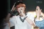 130511 B1A4 Jinyoung at Music Core (30)