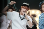 130511 B1A4 Jinyoung at Music Core (31)