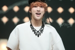130511 B1A4 Jinyoung at Music Core (35)