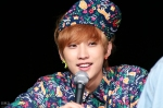 130518 B1A4 Jinyoung - 1st fansign in Mapo Art Center (10)