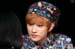 130518 B1A4 Jinyoung - 1st fansign in Mapo Art Center (15)