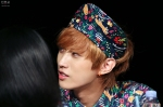 130518 B1A4 Jinyoung - 1st fansign in Mapo Art Center (16)