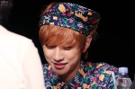 130518 B1A4 Jinyoung - 1st fansign in Mapo Art Center (19)