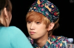 130518 B1A4 Jinyoung - 1st fansign in Mapo Art Center (20)