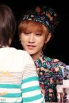 130518 B1A4 Jinyoung - 1st fansign in Mapo Art Center (21)