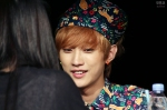 130518 B1A4 Jinyoung - 1st fansign in Mapo Art Center (24)