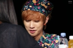130518 B1A4 Jinyoung - 1st fansign in Mapo Art Center (25)