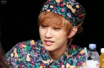 130518 B1A4 Jinyoung - 1st fansign in Mapo Art Center (27)
