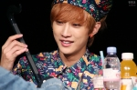 130518 B1A4 Jinyoung - 1st fansign in Mapo Art Center (8)