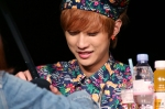 130518 B1A4 Jinyoung - 1st fansign in Mapo Art Center (9)