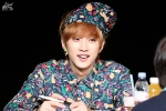 130518 B1A4 Jinyoung – 1st fansign in Mapo Art Center (49)