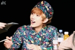 130518 B1A4 Jinyoung – 1st fansign in Mapo Art Center (52)