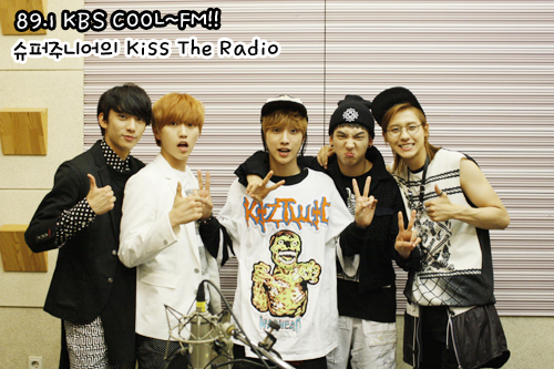 130521 Kiss The Radio - B1A4 (1)