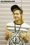 130521 Kiss The Radio - B1A4 CNU (3)