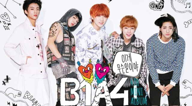 b1a4 4th mini album - what's going on (3)